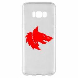 Чохол для Samsung S8+ Warhammer Space Wolf