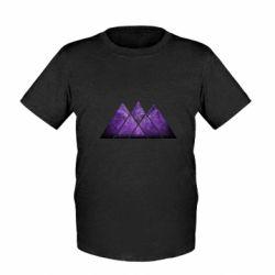 Дитяча футболка Warlock Destiny