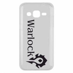Чохол для Samsung J2 2015 Warlock