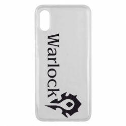 Чехол для Xiaomi Mi8 Pro Warlock