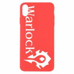 Чохол для iPhone X/Xs Warlock
