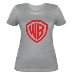 Жіноча футболка Warner brothers