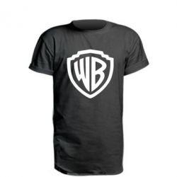 Подовжена футболка Warner brothers