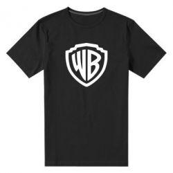 Чоловіча стрейчева футболка Warner brothers