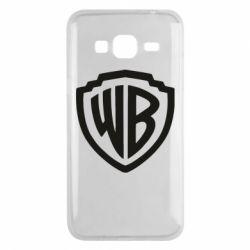 Чохол для Samsung J3 2016 Warner brothers