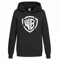 Толстовка жіноча Warner brothers