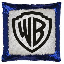 Подушка-хамелеон Warner brothers