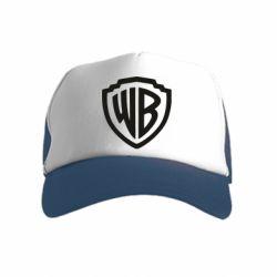 Дитяча кепка-тракер Warner brothers