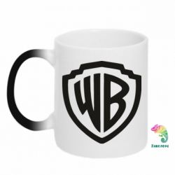 Кружка-хамелеон Warner brothers