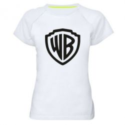 Жіноча спортивна футболка Warner brothers