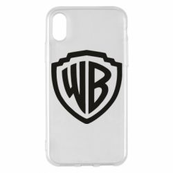 Чохол для iPhone X/Xs Warner brothers