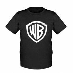 Дитяча футболка Warner brothers
