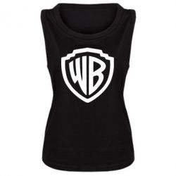 Майка жіноча Warner brothers