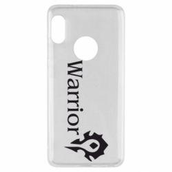 Чохол для Xiaomi Redmi Note 5 Warrior