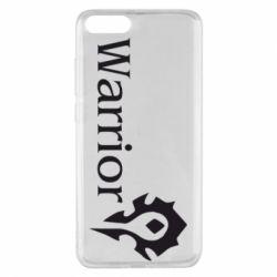 Чохол для Xiaomi Mi Note 3 Warrior