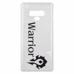 Чохол для Samsung Note 9 Warrior