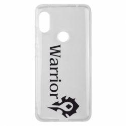 Чохол для Xiaomi Redmi Note Pro 6 Warrior