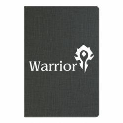 Блокнот А5 Warrior