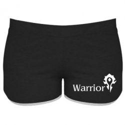 Женские шорты Warrior - FatLine