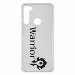 Чохол для Xiaomi Redmi Note 8 Warrior
