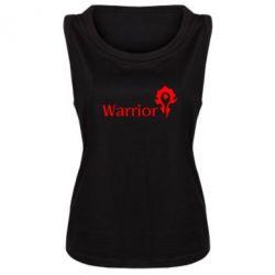Женская майка Warrior - FatLine