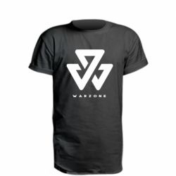 Подовжена футболка Warzone