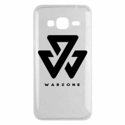 Чохол для Samsung J3 2016 Warzone