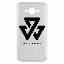 Чохол для Samsung J7 2015 Warzone