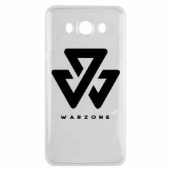Чохол для Samsung J7 2016 Warzone