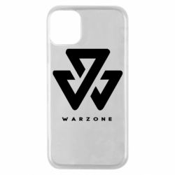 Чохол для iPhone 11 Pro Warzone