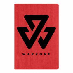 Блокнот А5 Warzone