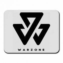 Килимок для миші Warzone
