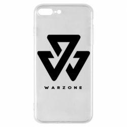 Чохол для iPhone 7 Plus Warzone
