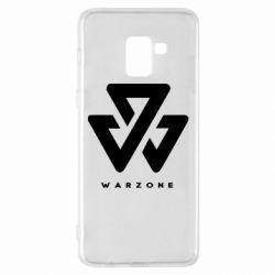 Чохол для Samsung A8+ 2018 Warzone