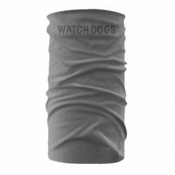 Бандана-труба Watch Dogs text