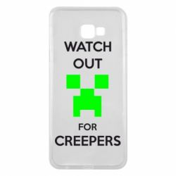 Чохол для Samsung J4 Plus 2018 Watch Out For Creepers