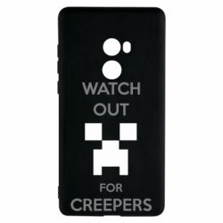 Чехол для Xiaomi Mi Mix 2 Watch Out For Creepers