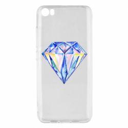 Чехол для Xiaomi Mi5/Mi5 Pro Watercolor diamond