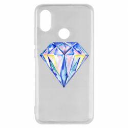 Чехол для Xiaomi Mi8 Watercolor diamond
