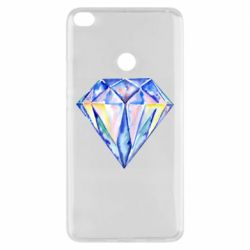 Чехол для Xiaomi Mi Max 2 Watercolor diamond