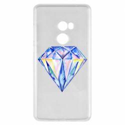 Чехол для Xiaomi Mi Mix 2 Watercolor diamond