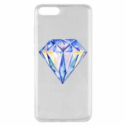 Чехол для Xiaomi Mi Note 3 Watercolor diamond