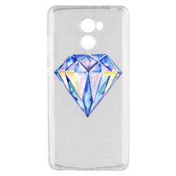 Чехол для Xiaomi Redmi 4 Watercolor diamond
