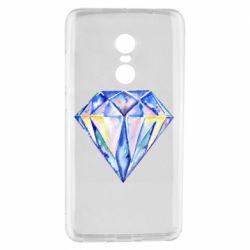 Чехол для Xiaomi Redmi Note 4 Watercolor diamond