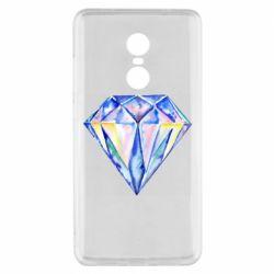 Чехол для Xiaomi Redmi Note 4x Watercolor diamond
