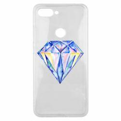 Чехол для Xiaomi Mi8 Lite Watercolor diamond