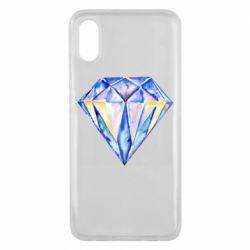 Чехол для Xiaomi Mi8 Pro Watercolor diamond
