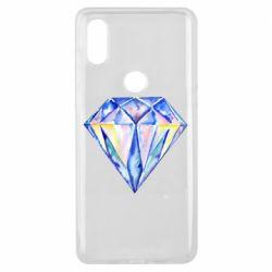 Чехол для Xiaomi Mi Mix 3 Watercolor diamond