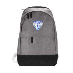 Городской рюкзак Watercolor diamond