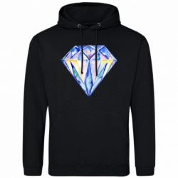 Мужская толстовка Watercolor diamond